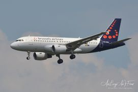 Brussels Airlines - A319-111 - OO-SSV - 25R - 26/06/2020