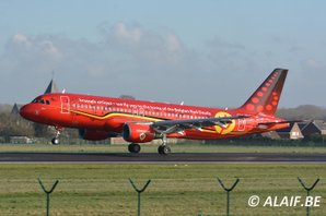 "Brussels Airlines ""Trident"""