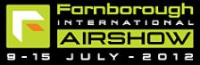Farnborough Airshow 2012